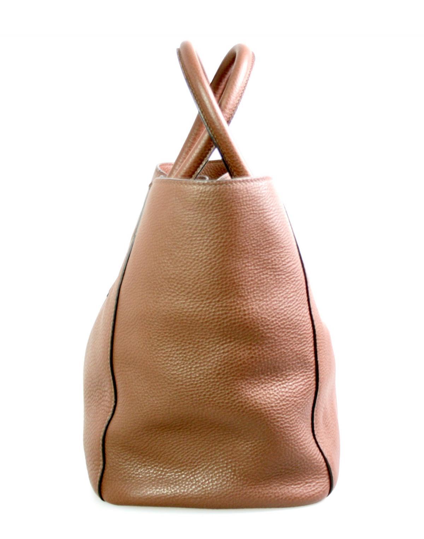 luxus prada schulter tasche handtasche bn2694 tabacco neu new ebay. Black Bedroom Furniture Sets. Home Design Ideas